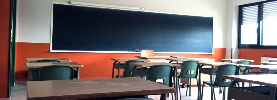 Buscando colegio tras la guardería