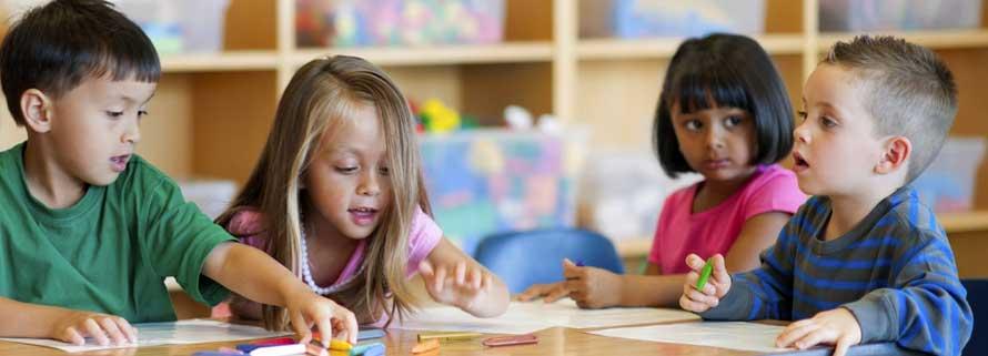 Diferencias entre guardería, escuela infantil y ludoteca